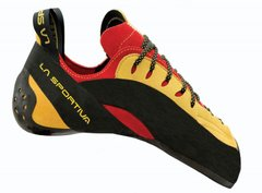 Скальные туфли La Sportiva TestaRossa Red/Yellow, р.40 (LS 255.RY-40 1/2)