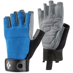 Перчатки Black Diamond Crag Half-Finger Cobalt, р.M (BD 801859.CBLT-M)