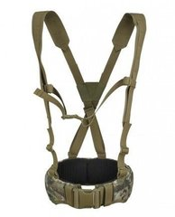 Разгрузочный пояс Tasmanian Tiger Warrior Belt UKR MC Multicam (TT 7990.394)