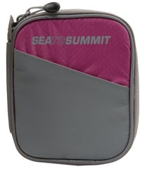 Кошелек Sea To Summit - Travel Wallet RFID Berry/Grey, 10 х 10 х 2.5 см (STS ATLTWRFIDSBE)