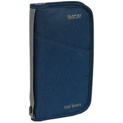 Кошелек Tatonka Travel Zip L RFID B, Navy (TAT 2957.004)
