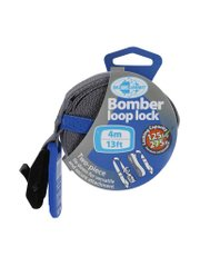 Стяжной ремень Sea To Summit Bomber Loop Lock Blue/Grey, 4 м (STS ABLL4)