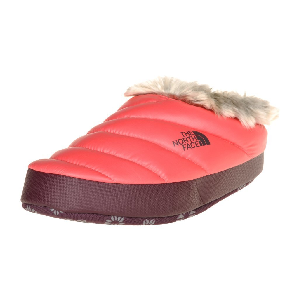 Тапки The North Face - W Nse Tent Mule FF 2, S.C.Coral/D.G.Red, р.M (TNF T0APPQ)