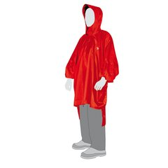 Дождевик-пончо Tatonka - Poncho 1 XS-S, Red (TAT 2799.015)