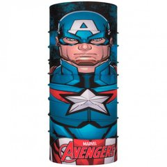Шарф многофункиональный Buff - Superheroes Junior Original, Captain America (BU 121593.555.10.00)