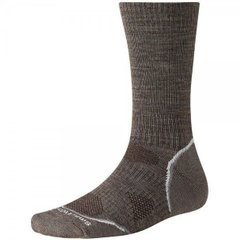 Носки мужские Smartwool - PhD Outdoor Light Crew Taupe, р.XL (SW SW044.236-XL)