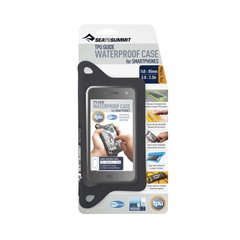 Гермочехол для телефона Sea To Summit - TPU Guide W/P Case for Smartphones Black, 13 х 7 см (STS ACTPUSMARTPHBK)