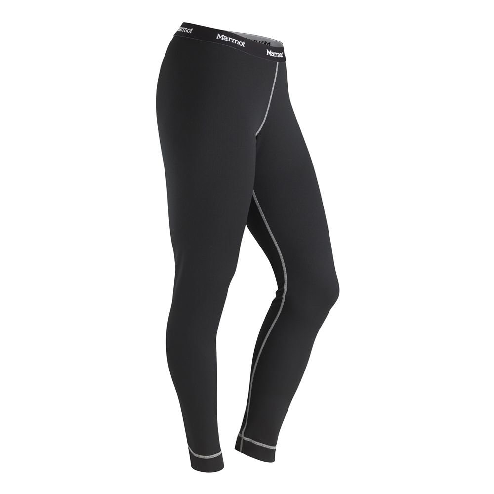 Термоштаны женские Marmot - Wm's ThermalClime Pro Tight Black, XS (MRT 12820.001-XS)