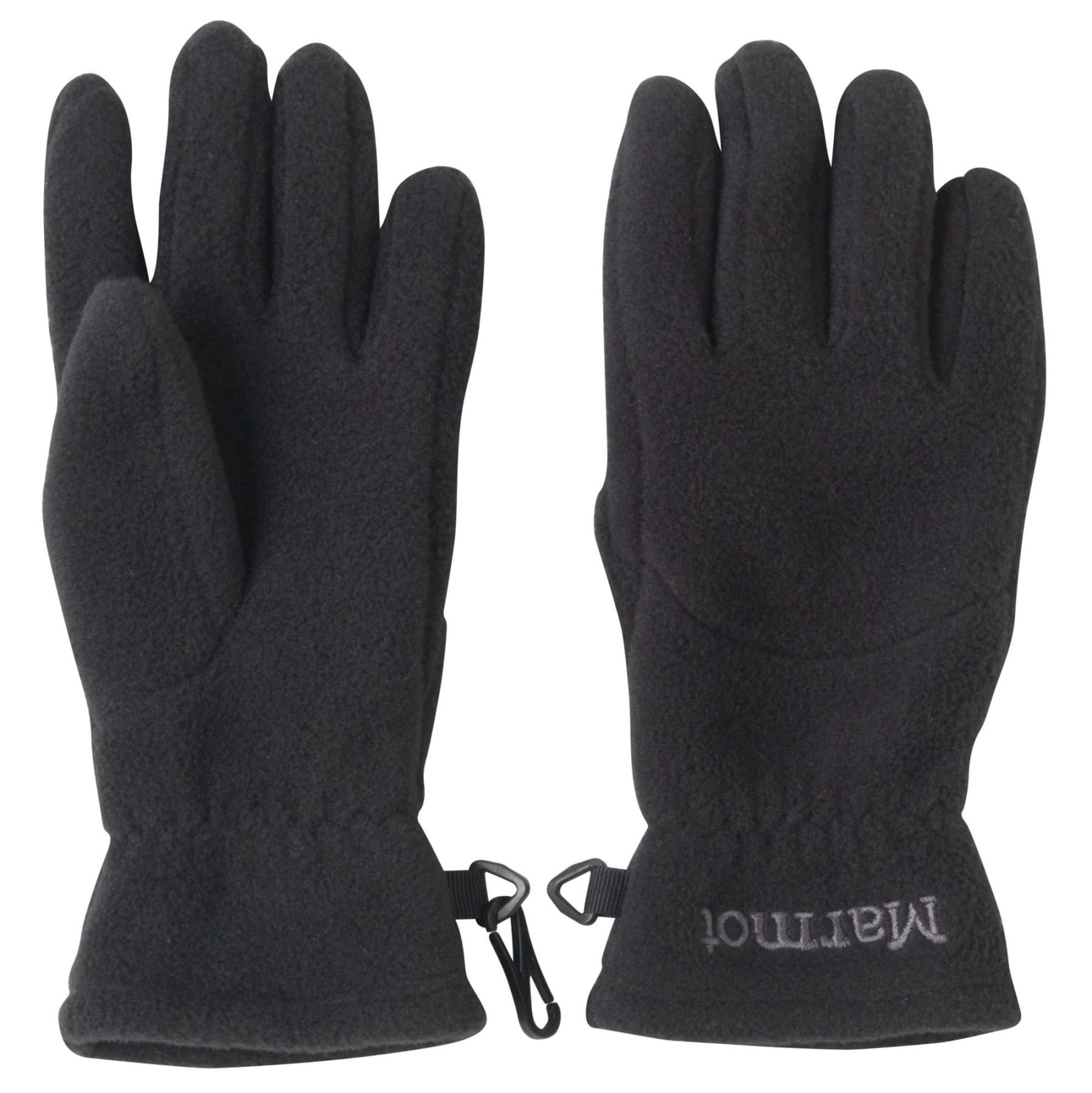 Перчатки унисекс Marmot - Kid's Fleece Glove Black, XS (MRT 1507.001-XS)