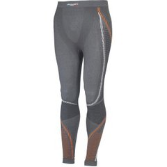 Термоштаны мужские Accapi - Ergoracing Anthracite/Orange, р.M/L (ACC A770.967-ML)