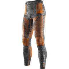 Штаны мужские X-Bionic - Accumulator Evo Men Melange Pants Grey Melang/Orange, р.L/XL (XB I100666.G372-L/XL)