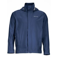 Куртка мужская Marmot PreCip Jacket Tall, Dark Ink, р.L (MRT 41200T.2502)