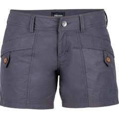 Шорты женские Marmot - Wm's Ginny Short Dark Charcoal, 2 (MRT 56650.1725-2)