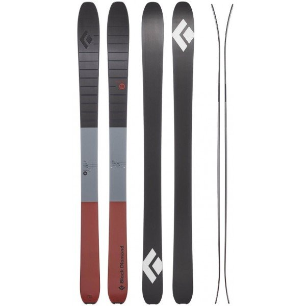 Лыжи Black Diamond - Boundary Pro 100, 172 см (BD 115089-172)