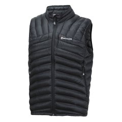 Жилет Montane - Featherlite Down Vest, Black, р.M (5055571733791)