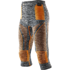 Штаны мужские X-Bionic - Accumulator Evo Men Melange Pants Grey Melang/Orange, р.L/XL (XB I100667.G372-L/XL)