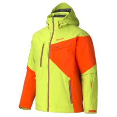Куртка мужская Marmot - Tower Three Jacket, Green Lime/Sunset Orange, р.M (MRT 71540.4687-M)