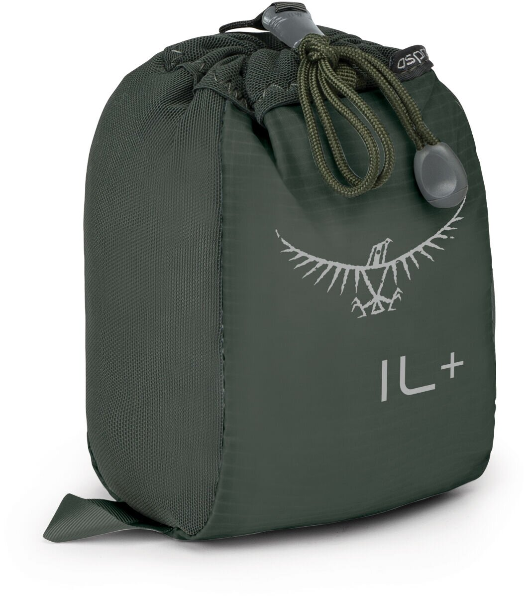 Компрессионный мешок Osprey - Ultralight Stretch Stuff Sack 1+ 2017, SHADOW Grey, (009.1547)