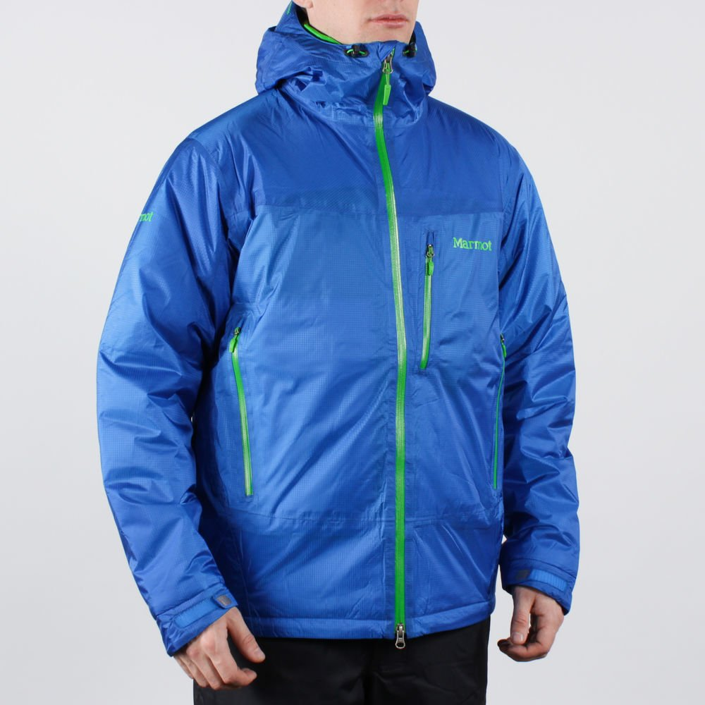Куртка мужская Marmot - Trient Jacket Team Red, L (MRT 40130.6278-M)