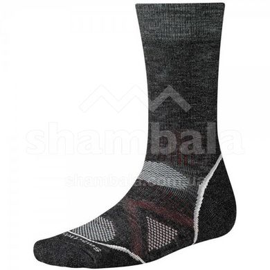 Носки мужские Smartwool - PhD Oudoor Medium Crew Charcoal, р.L (SW SW045.003-L)