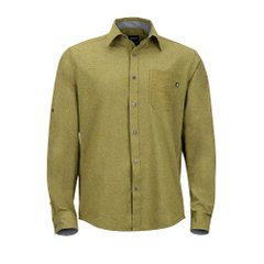 Рубашка мужская Marmot - Windshear LS Military Green, M (MRT 43260.4050-M)