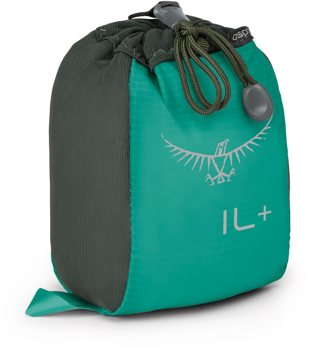 Компрессионный мешок Osprey - Ultralight Stretch Stuff Sack 1+ 2017, Tropical Teal, (009.1549)