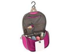 Косметичка Sea To Summit - TL Hanging Toiletry Bag Berry/Grey, 20.3 х 10.2 х 10.2 см (STS ATLHTBSBE)