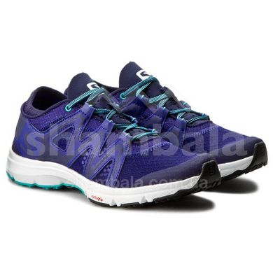 Кроссовки женские Salomon - Crossamphibian Swift W Blue/Astral Aura/Ceramic, р.38 2/3 (SLM CROSSAMPHSW.393454-5,5)