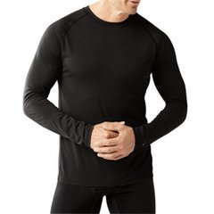 Термофутболка мужская Smartwool - Merino 150 Baselayer Long Sleeve Black, р.L (SW 14042.001-L)