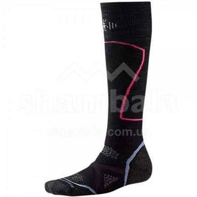 Носки женские Smartwool - PhD Ski Medium Black, р.L (SW SW264.001-L)