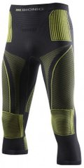 Штаны мужские X-Bionic - Accumulator Evo Men Pant Charcoal/Yellow, р.S/M (XB I20241.X4J-S/M)