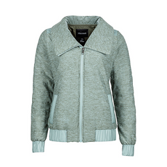 Куртка женская Marmot - Wm's Elsee Jacket Beetle Green Heather / Sea Fog, L (MRT 48540.3712-L)