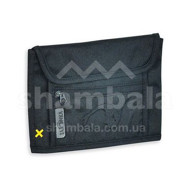 Кошелек Tatonka Travel Wallet, Black (TAT 2915.040)