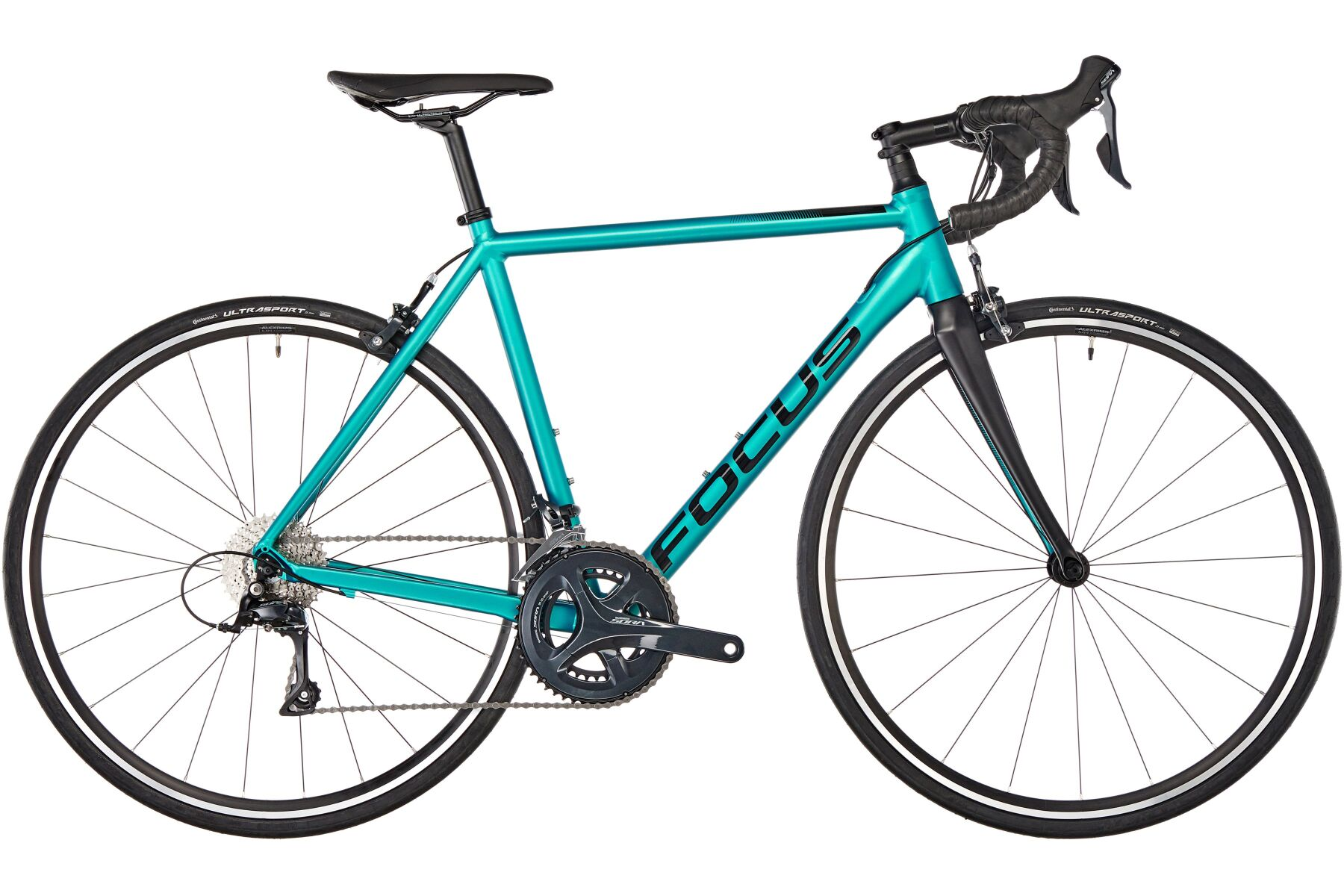 "Велосипед шоссейный Focus - Izalco Race 6.7"" 18G 28"" 54/M Blue Matt M (FCS 633012152)"