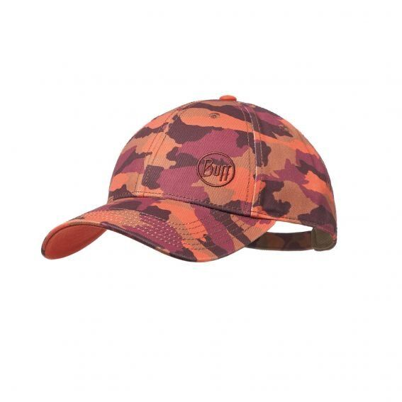 Кепка Buff - Baseball Cap, Eucalyptus Copper (BU 117201.333.10.00)