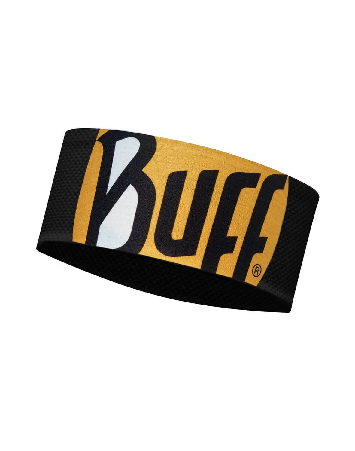 Повязка Buff - Fastwick Headband, Ultimate Logo Black (BU 115181.999.10.00)