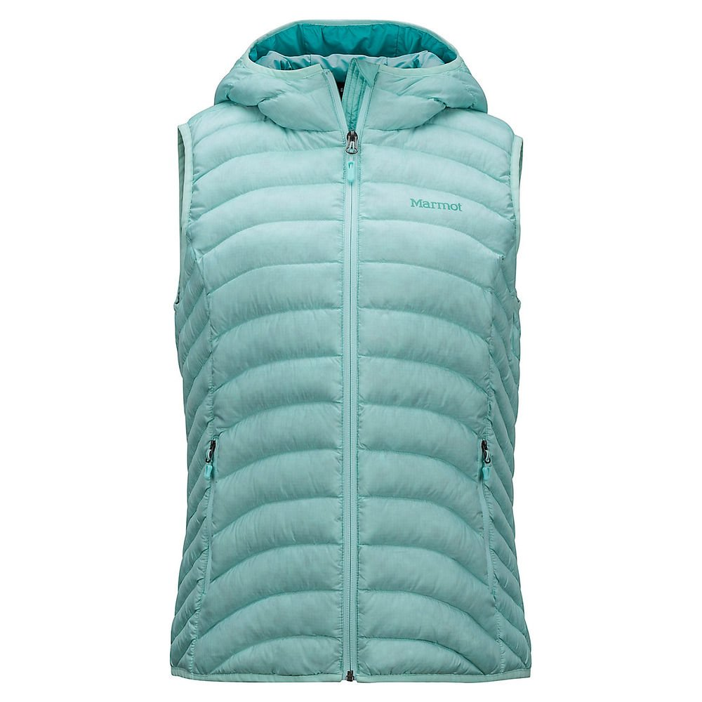 Жилет женский Marmot - Wm's Bronco Hooded Vest Blue Tint, M (MRT 78900.3929-M)