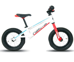 "Беговел BH California Push BIke 12"" 2018 White/Red/Blue (BH P1208.19B) V2"