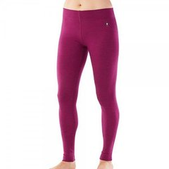 Термоштаны женские Smartwool - NTS Mid 250 Bottom Berry Heather, р.XS (SW SS225.314-XS)