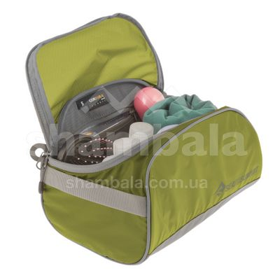 Косметичка Sea To Summit - TL Toiletry Cell Lime/Grey, 20.3 х 12.7 х 10 см (STS ATLTCSLI)