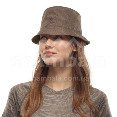 Панама Buff - Travel Bucket Hat, Shady Khaki (BU 119524.854.10.00)
