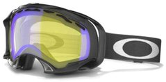 Маска Oakley - Splice Jet Black H.I. Amber Polarized (OAK SPLICE.57234)