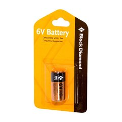 Батарея 6В Black Diamond - 6-Volt Battery Orange/Black (BD 620519)