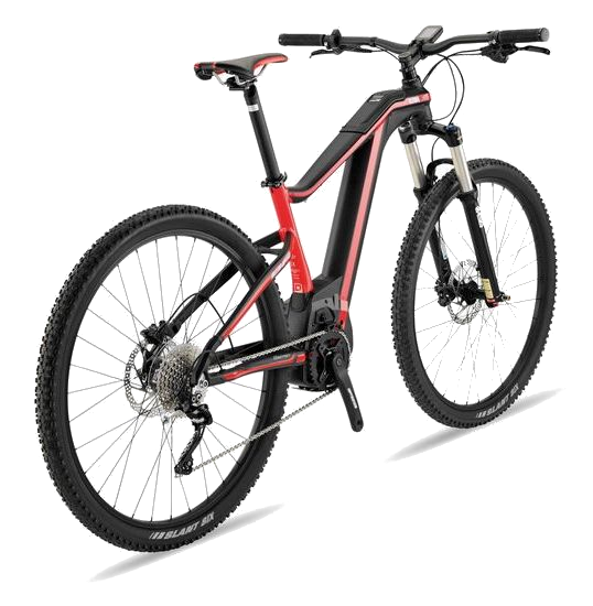 "Электровелосипед BH - Atom-X 29"" XT 500WH Black/Red/Blue, р.M (BH ER728.R81-M)"
