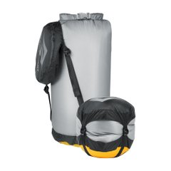 Компрессионный гермомешок Sea To Summit - Ultra-Sil Compression Dry Sack Grey, 10 л (STS AUCDSS)