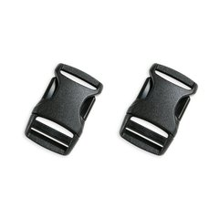 Фвстекс для ремней Tatonka SR-Buckle 20 mm Paar, Black (TAT 3365.040)
