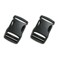 Фастекс для ремней Tatonka SR-Buckle 25 mm Paar, Black (TAT 3370.040)