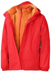 Куртка для девочки Marmot - Girl's Northshore Jacket Scarlet Red, M (MRT 45960)