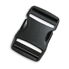 Фастекс для ремней Tatonka SR-Buckle 38 mm Dual, Black (TAT 3375.040)