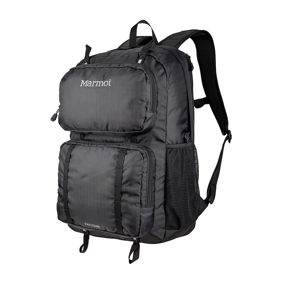 Рюкзак Marmot - Railtown 31, Black, (MRT 23990.001)